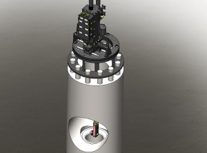 DEEP BORE WITH VALVE